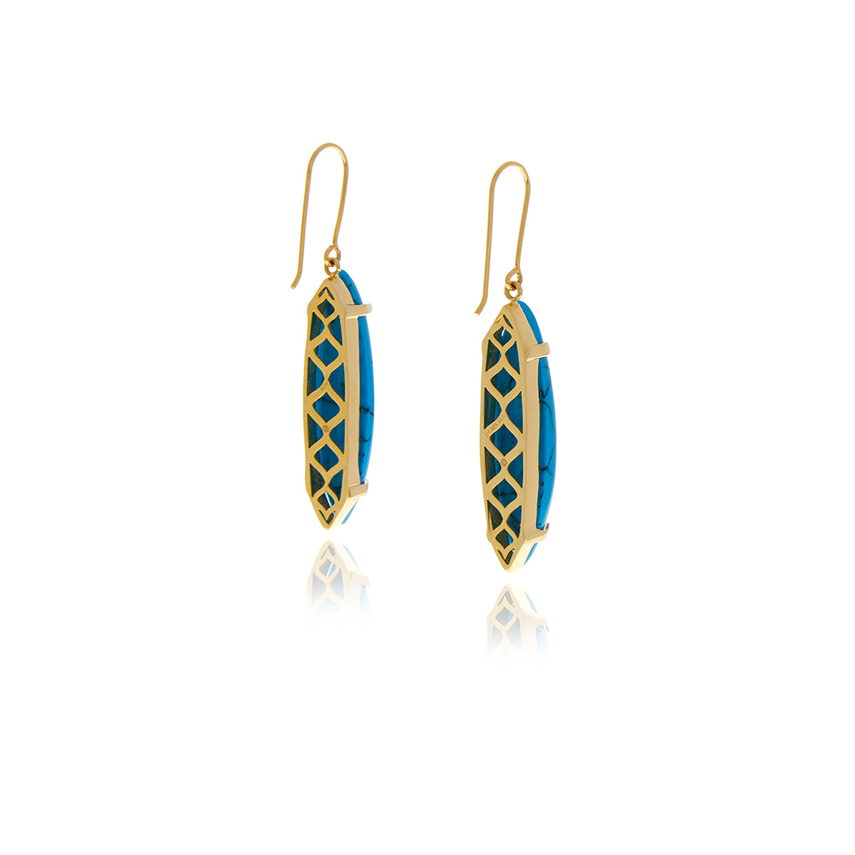 Signature Turquoise Earrings