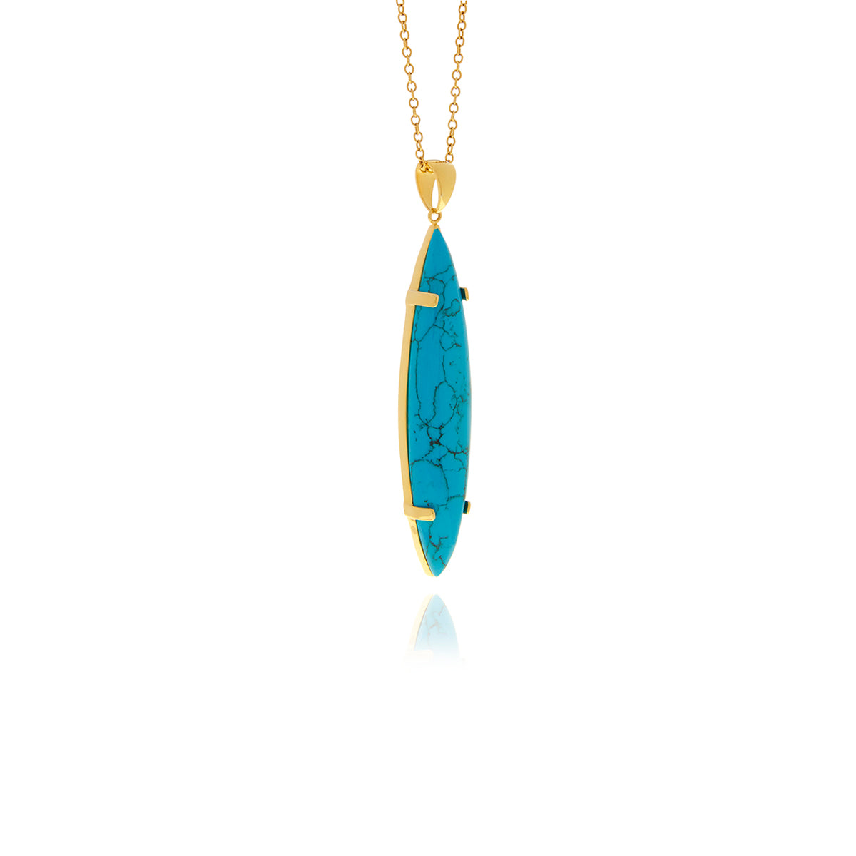 Signature Pendant - Georgina Jewelry