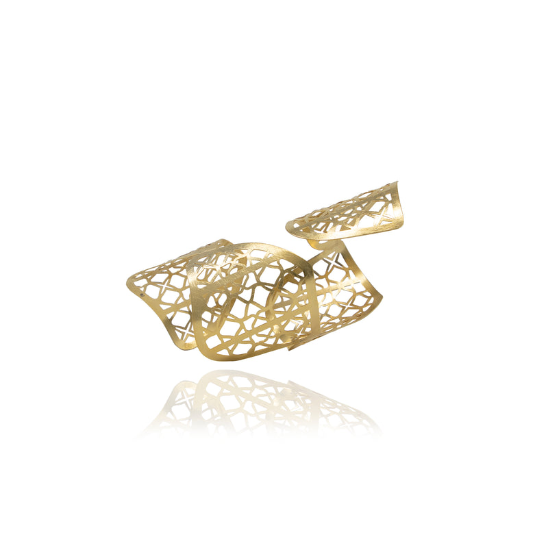 Gold Signature Statement Cuff