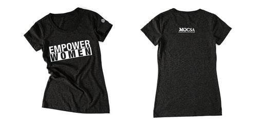 Empower Woman Short Sleeve T-Shirt - Georgina Jewelry