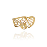 Gold Signature Statement Ring