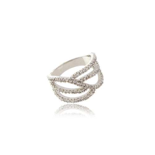 Luxe Diamond Ring - Georgina Jewelry