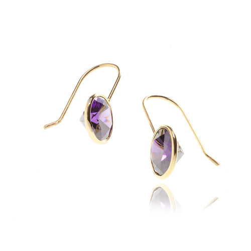 Luxe Hook Earrings - Georgina Jewelry