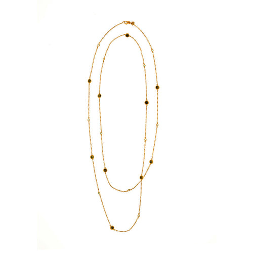 Luxe Long Necklace - MCK Brands
