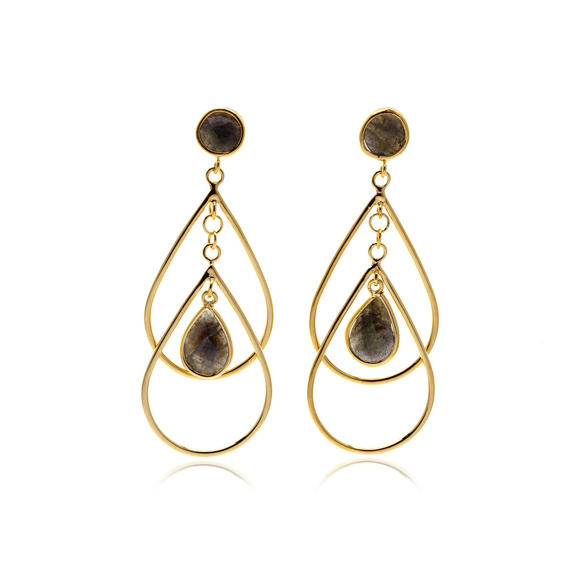 Luxe Dream Earrings - Georgina Jewelry