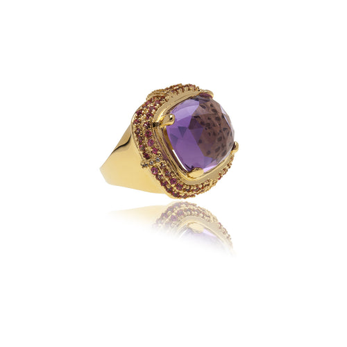 Luxe Whisper Ring - Georgina Jewelry