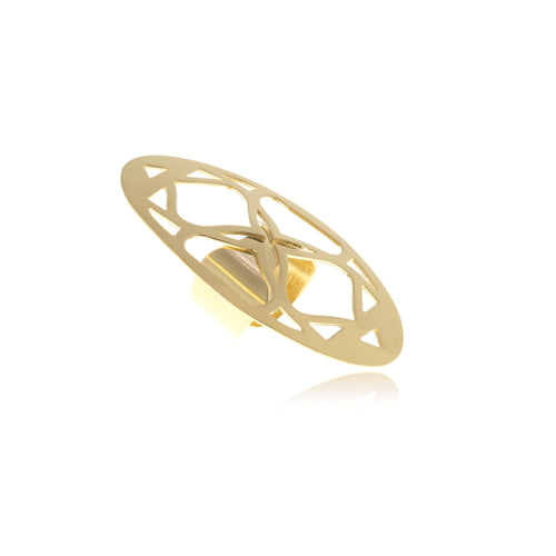 Signature Oval Ring - Georgina Jewelry