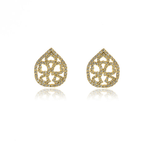 Drop Diamond Earrings - Georgina Jewelry