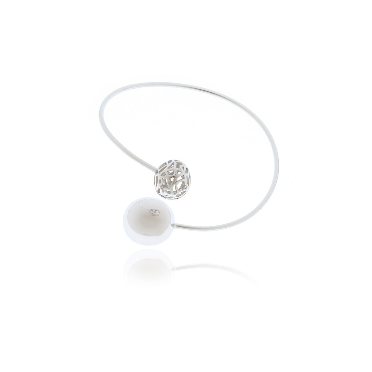 Signature  Sphere Bracelet - Georgina Jewelry