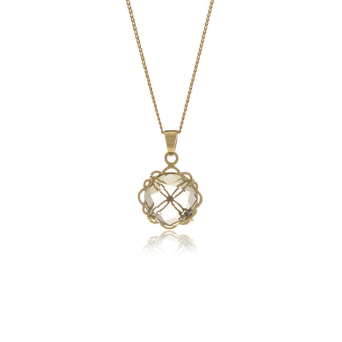 Signature Mini Sphere Necklace