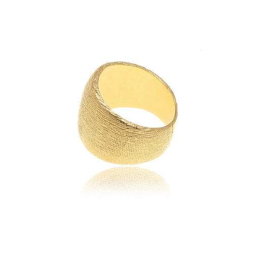 Reverie Smooth Silk Ring - Georgina Jewelry