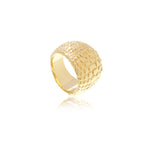 Reverie Animal Print Ring - Georgina Jewelry