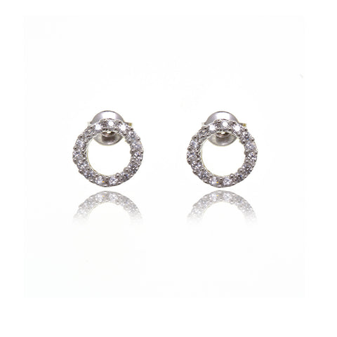 Signature Mini Sphere Earrings