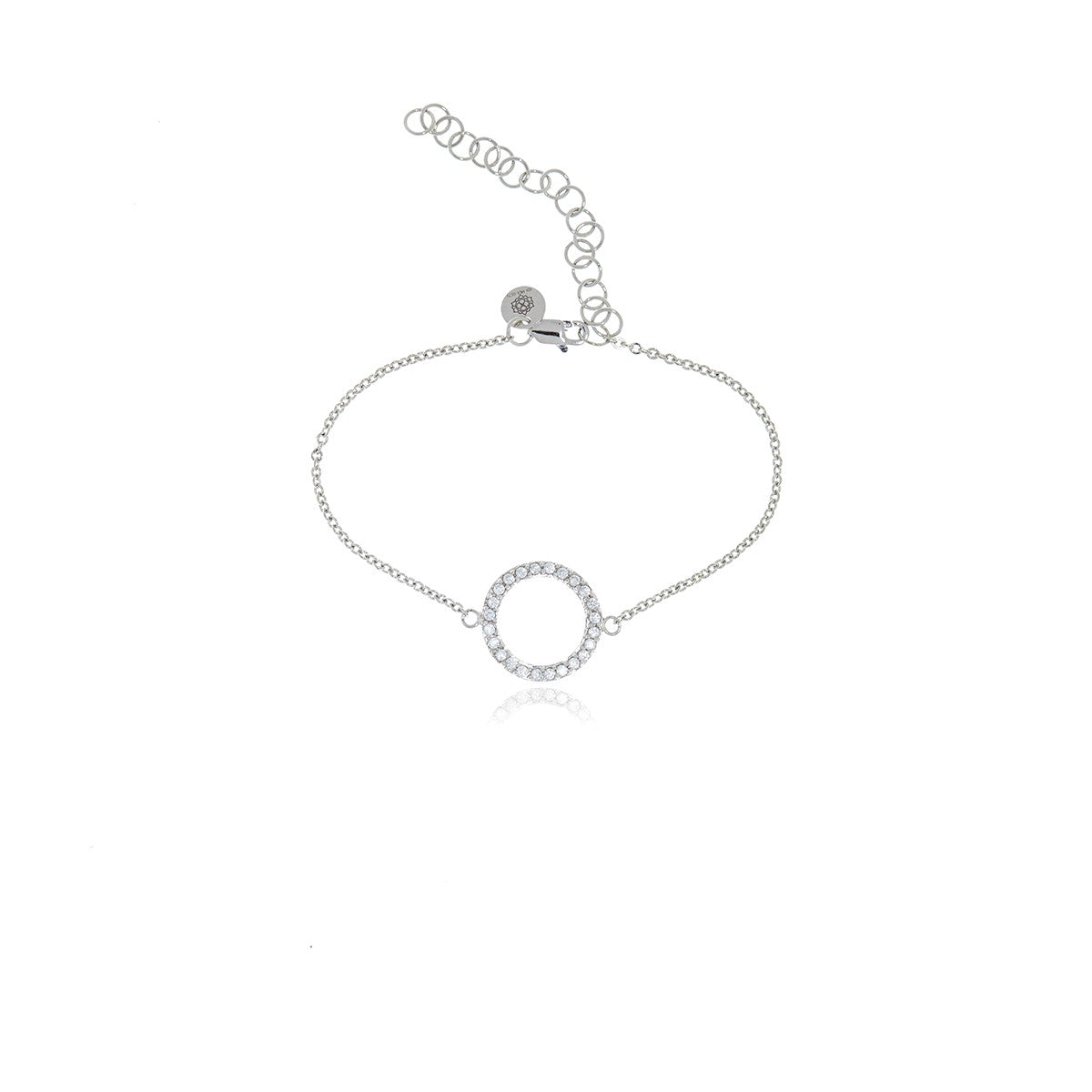 Infinity Diamond Gold Bracelet - Georgina Jewelry