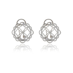 Signature Flower Earrings - Georgina Jewelry