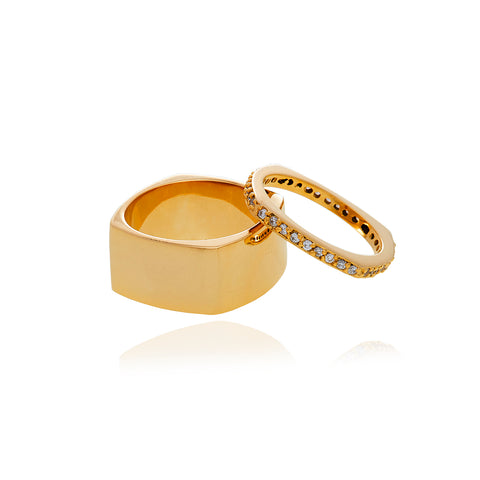 Two Finger Ring
