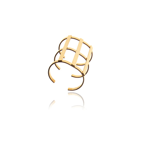 Signature Runway Ring