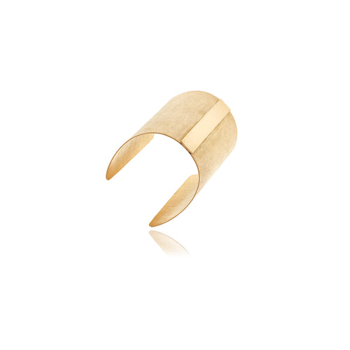 Gold Bar Runway Bracelet - MCK Brands