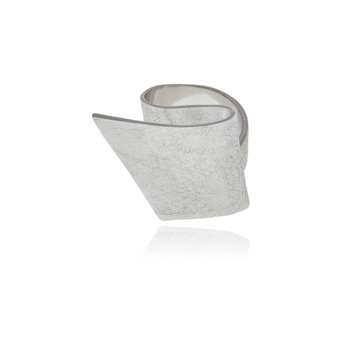 Signature Runway Silver  Ring - MCK Brands