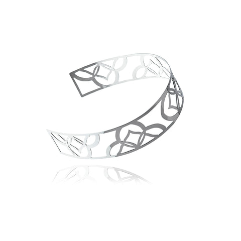 Signature Runway Silver  Ring
