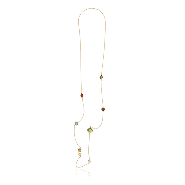 Luxe Gold Necklace - Georgina Jewelry