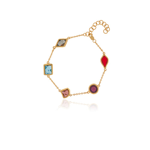 Luxe Gold Bracelet - Georgina Jewelry