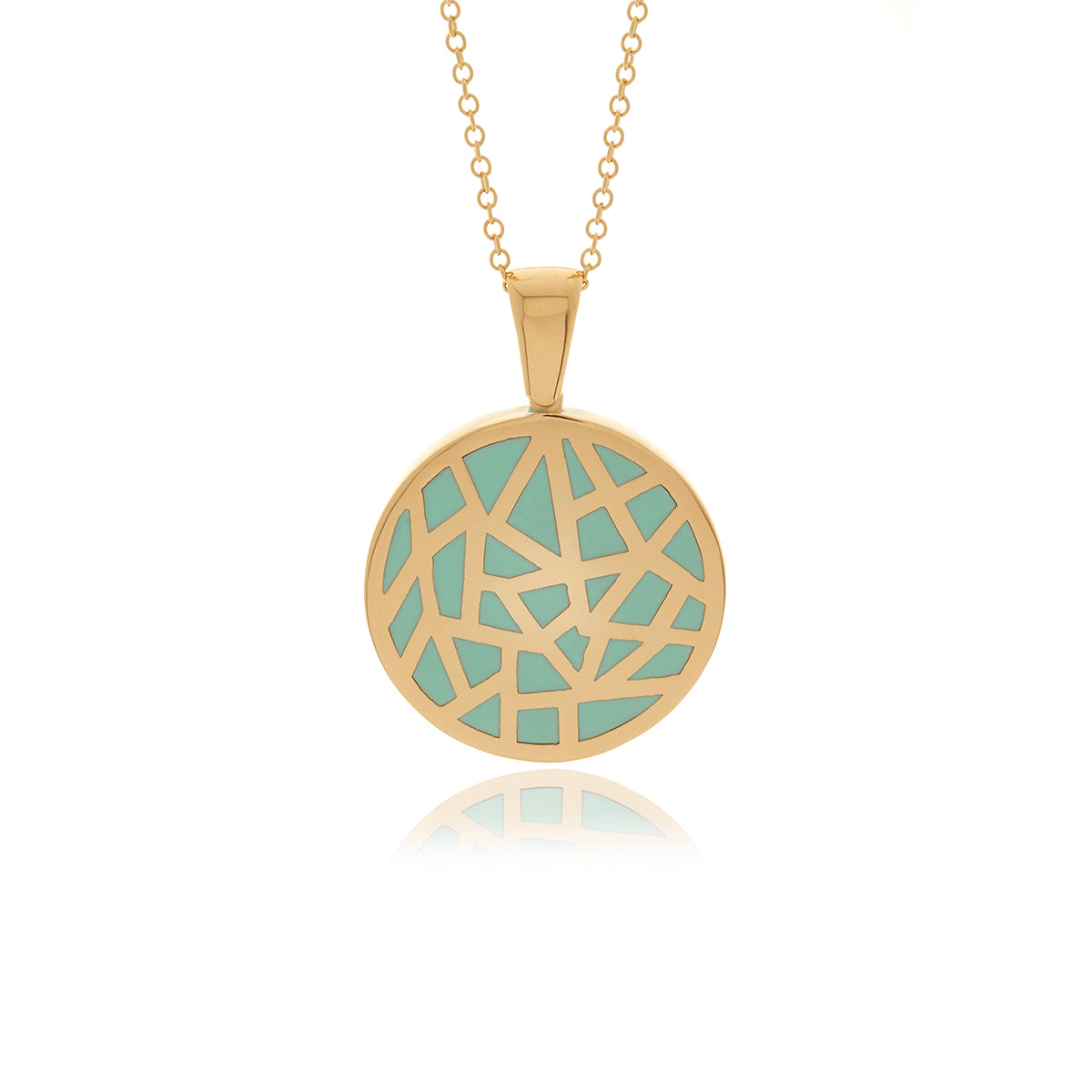 Les Racines Ceramic Necklace - Georgina Jewelry