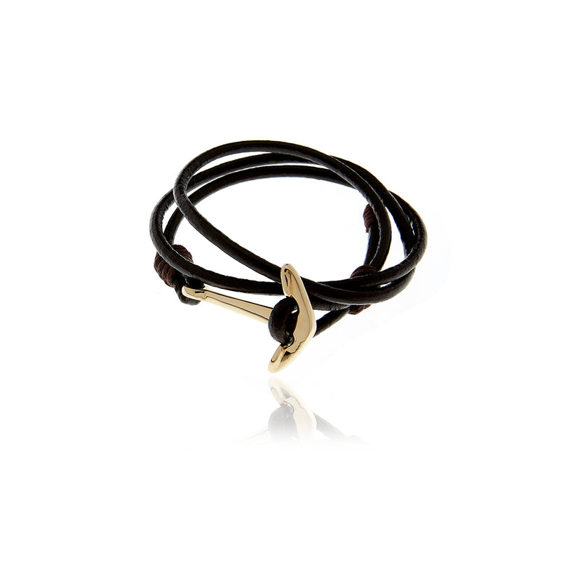 Anchor Bracelet for Men - Georgina Jewelry