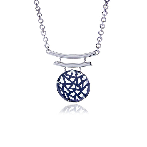 Sterling Silver Necklace - Georgina Jewelry