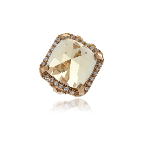 Luxe Gold Ring - Georgina Jewelry