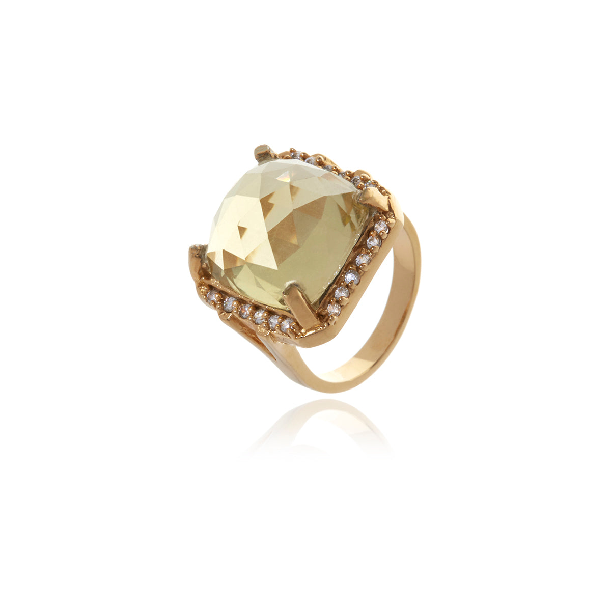 Luxe Gold Ring