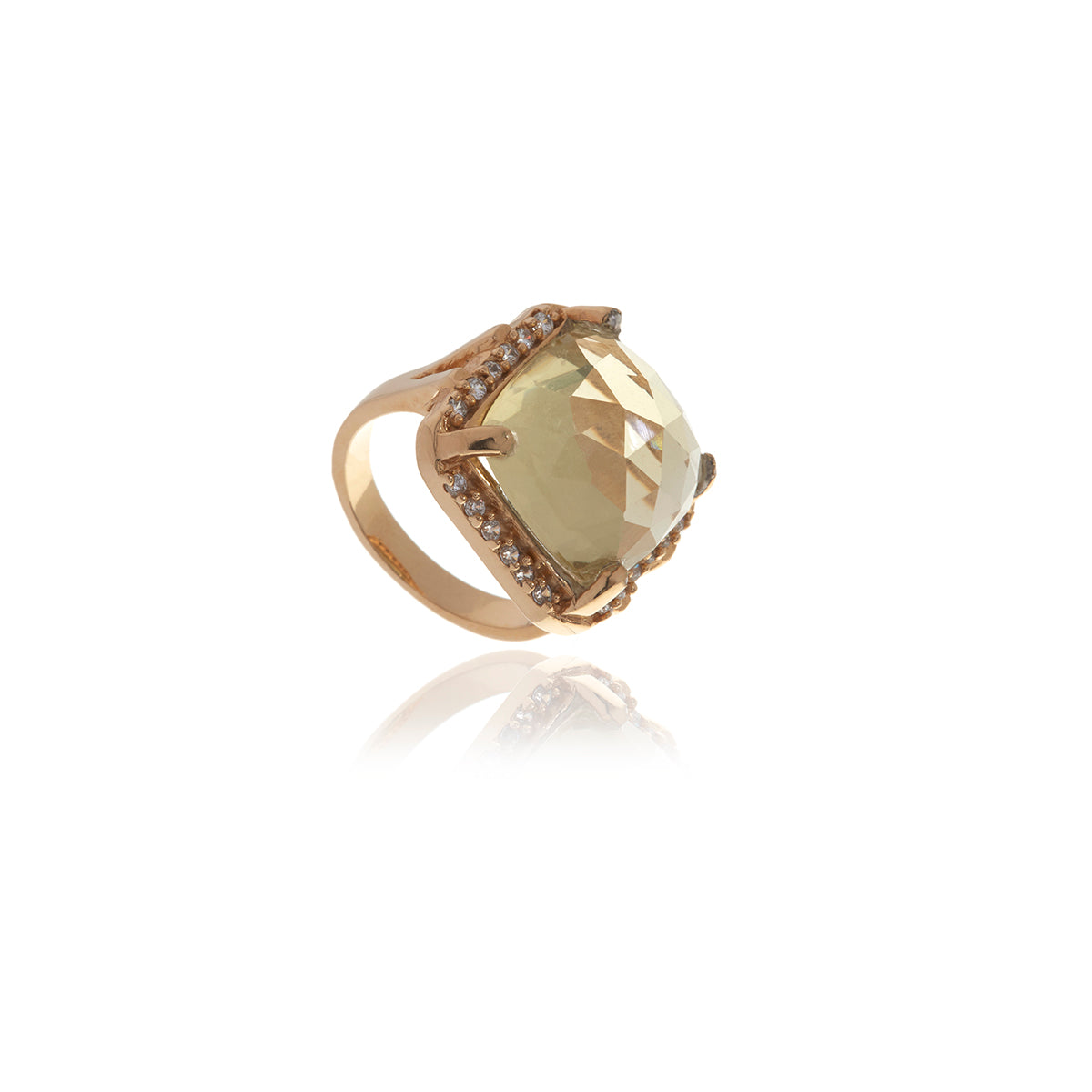 Luxe Gold Ring - MCK Brands