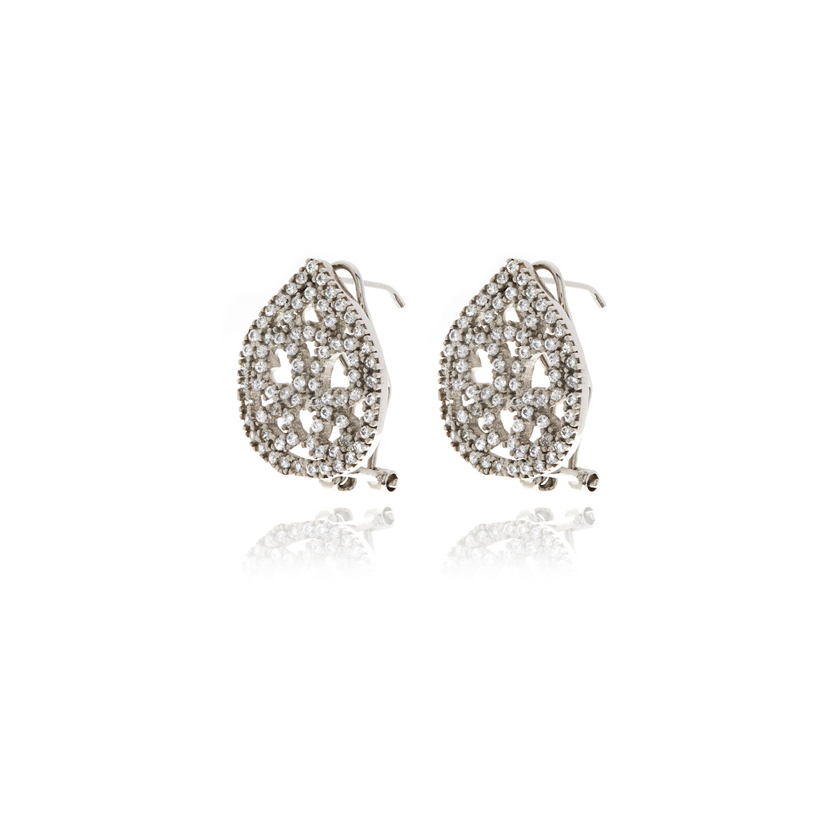 Luxe Gold Drop Earrings - Georgina Jewelry
