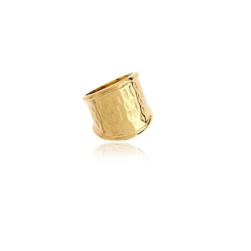 Barrel Ring - Georgina Jewelry