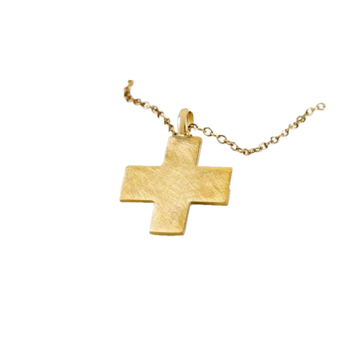 Gold Cross - Georgina Jewelry