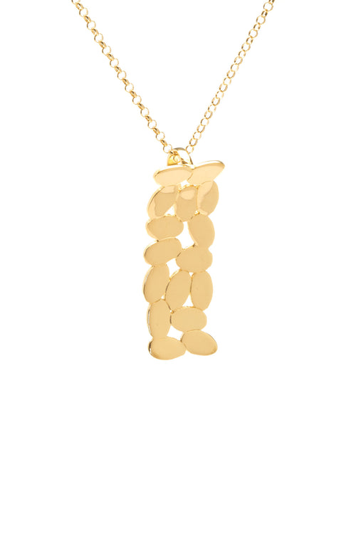 Essence Gold Seeds Pendant