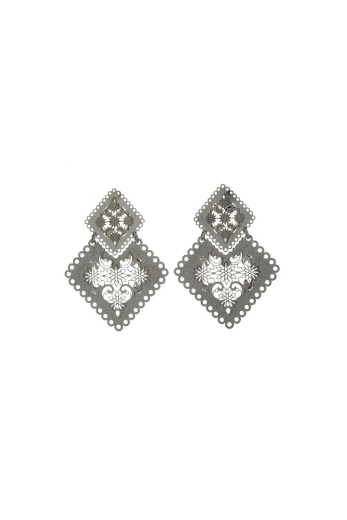 Les Racines Filigree Earrings