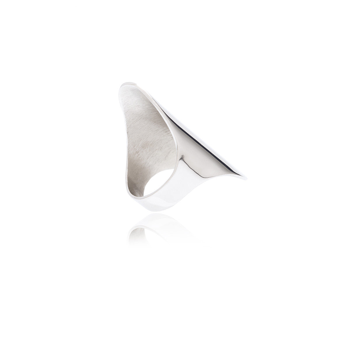 Sidereal Smooth Ring - Georgina Jewelry