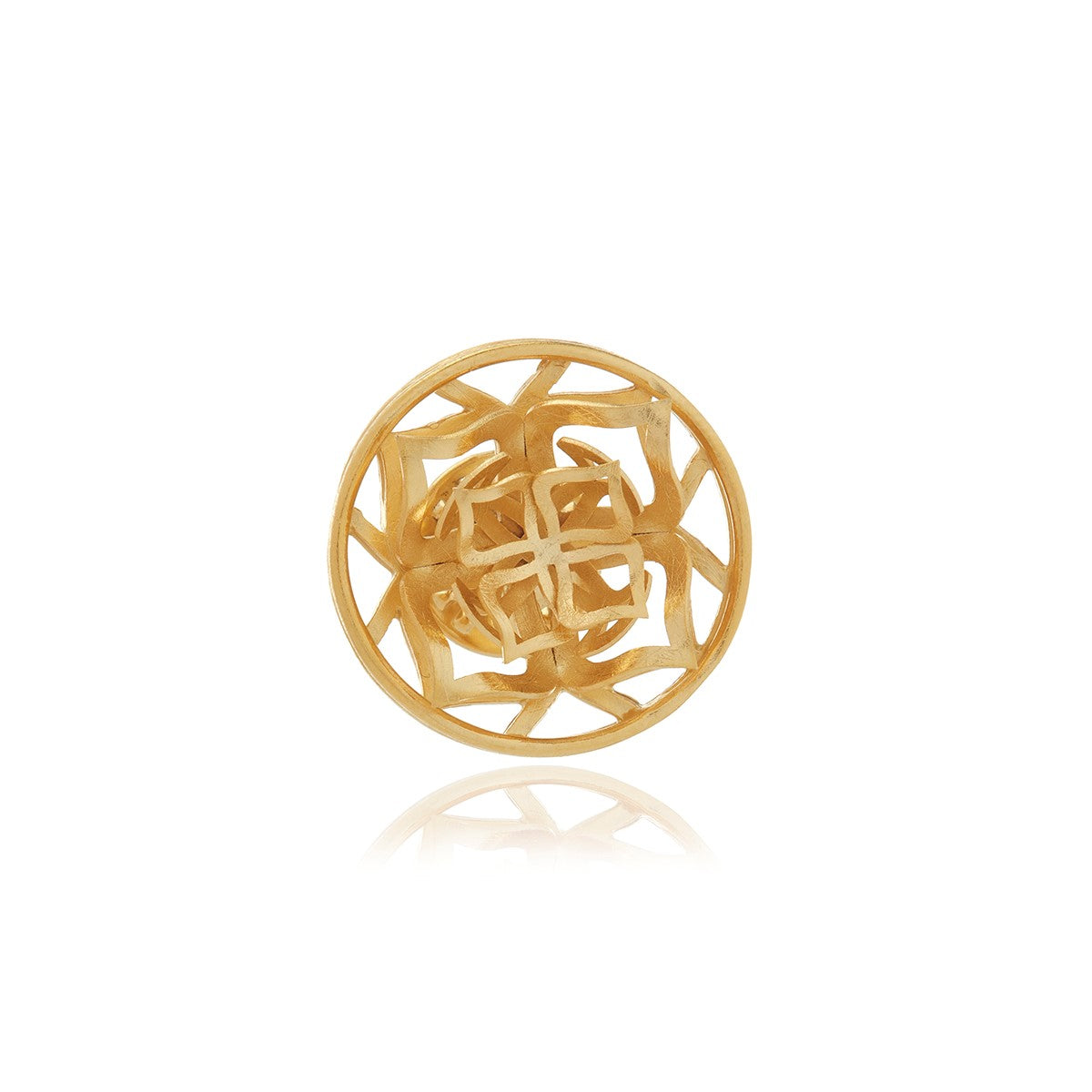 3D Flower PIN Mini - Georgina Jewelry
