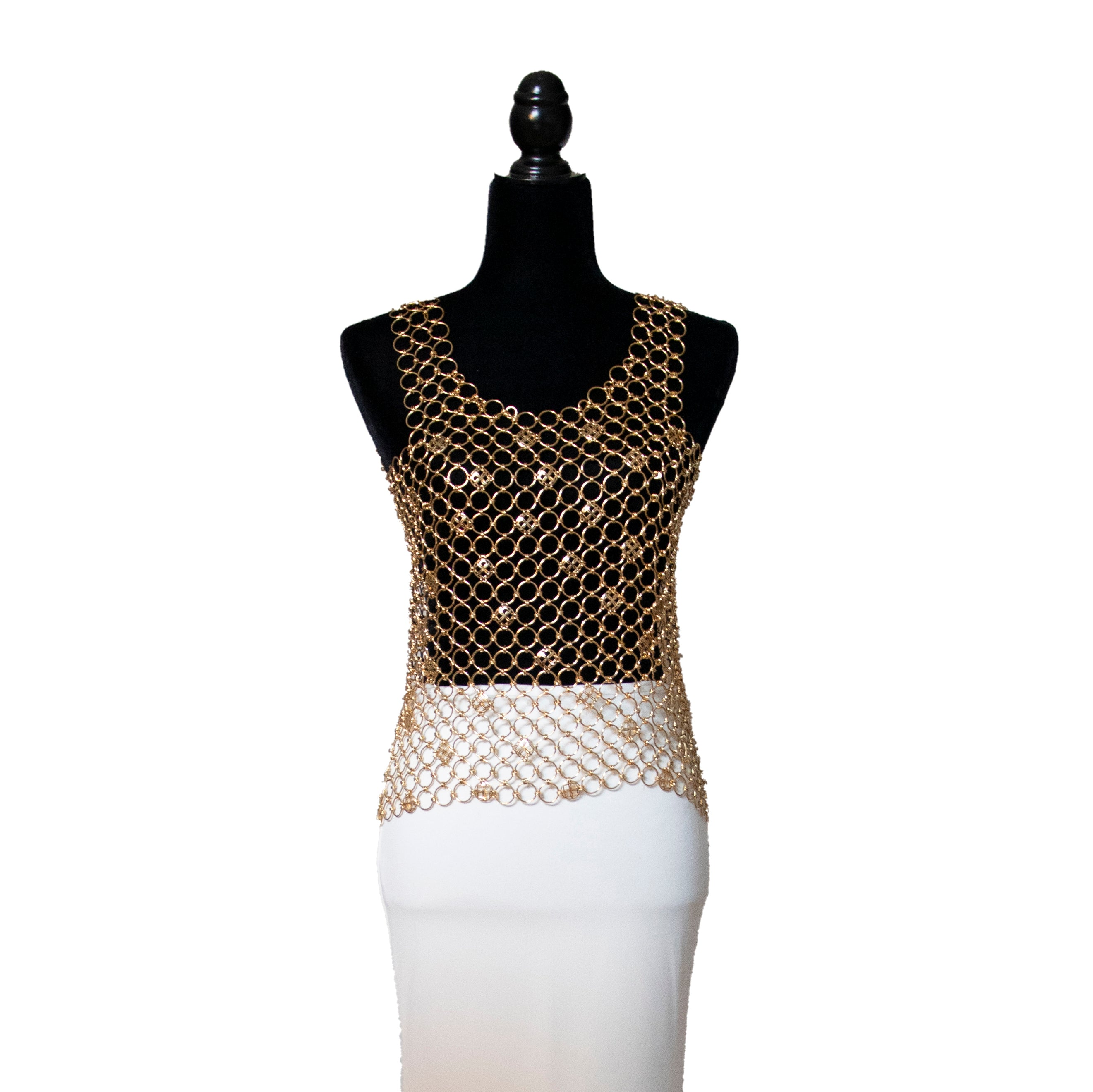 Gold Chain Signature Statement Top