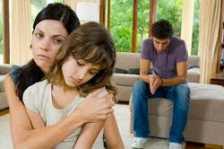 GUIDED SERVICE: CONTESTED DIVORCE OR LEGAL SEPARATION WITH MINOR CHILDREN