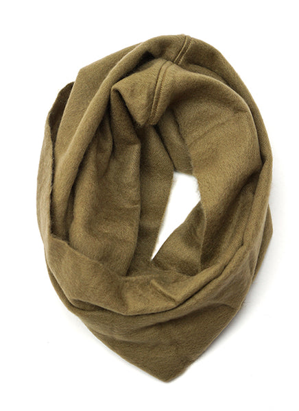 olive green scarf,  army green scarf,  forest green scarf,  dark green scarf,  green winter scarf, Desert Fatigues Dust Alpaca Infinity Scarf, tan scarf, army green scarf, khaki scarf