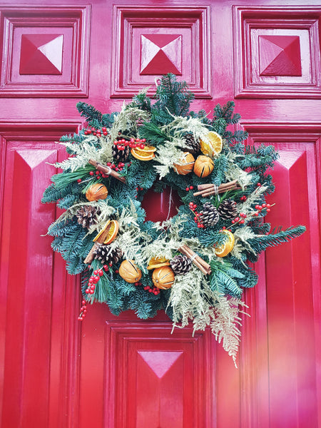 Classic Gold Wreath