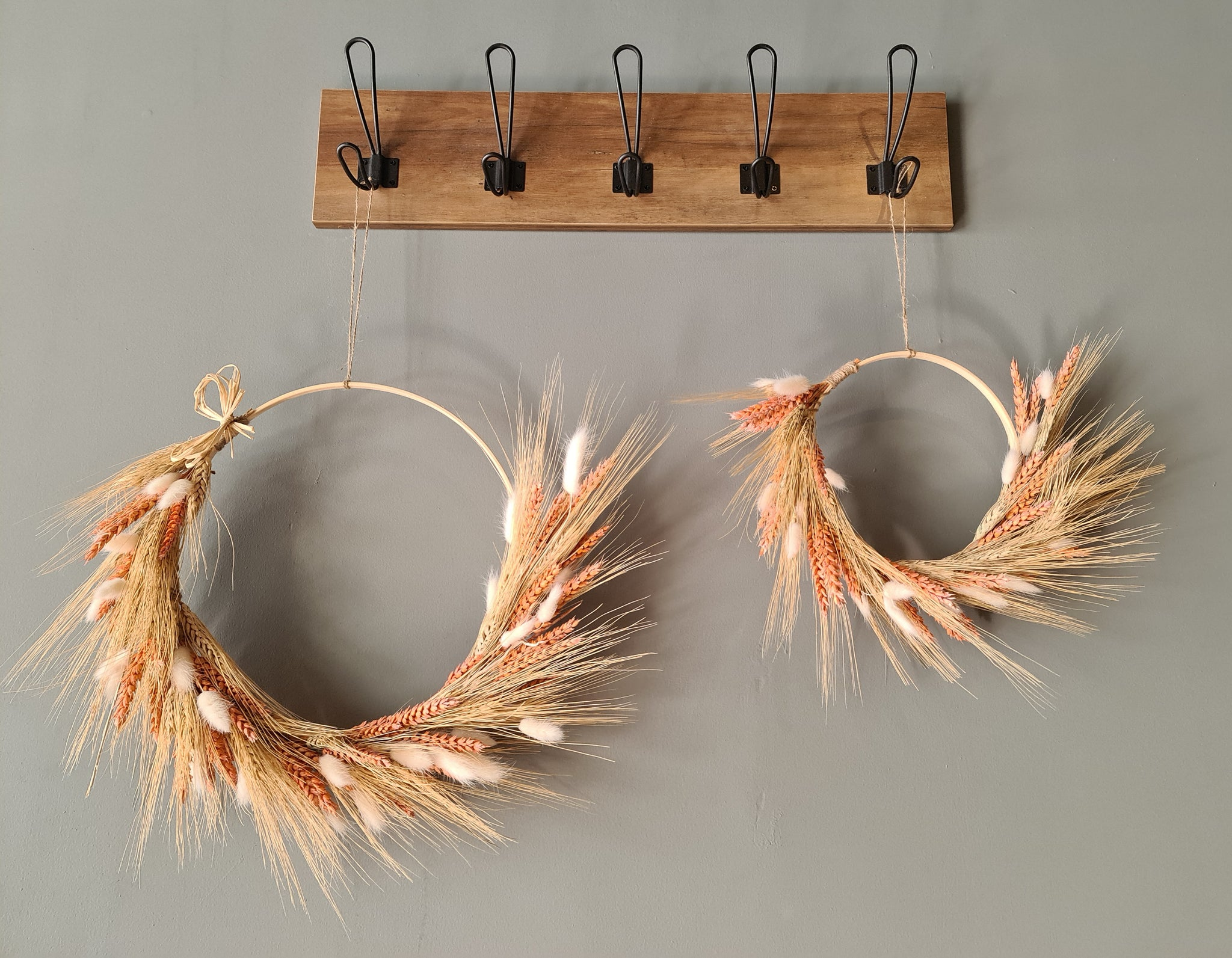 Dried Foliage Hoop