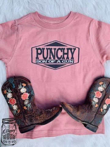 Kids Punchy Son of Gun