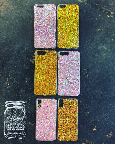 IPhone Glitter Phone Case