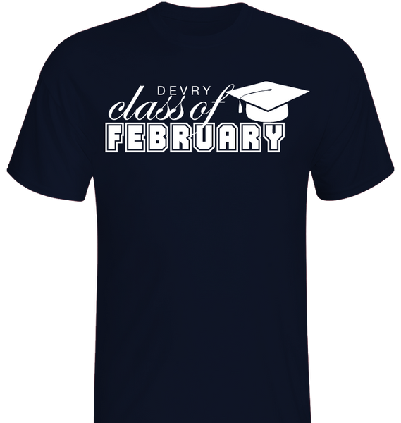c/o February Short Sleeve (Midnight Navy)