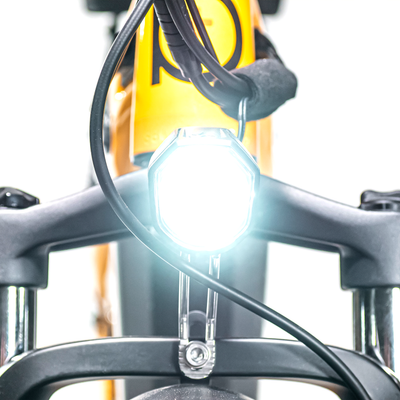 Integrated Front Light