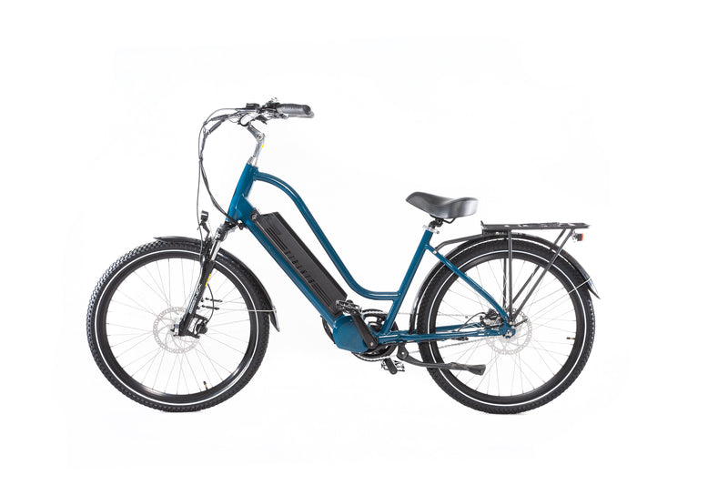 best step thru electric cruiser bike