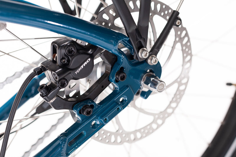 tektro hydraulic brakes on ebike